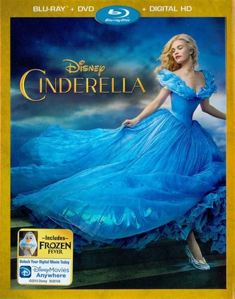 cinderella film blu ray cinderella blu ray review ascully com