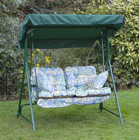 Home Patio Swing Replacement Cushion by Patio Swing Replacement Cushions And Canopy Home Design