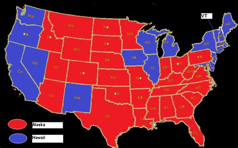 louisiana election map decision 2012 who obama or romney is really ahead