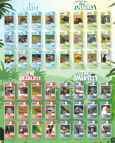 Pick N Save Gift Cards - complete your pick n pay super animals scan collection for free htxt africa
