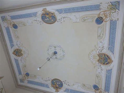 soffitti decorati soffitti decorati stile liberty casamia idea di immagine