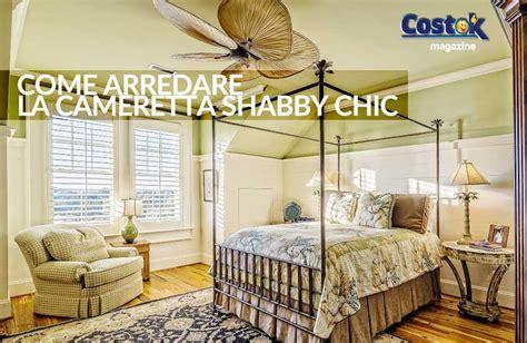 Camere Da Letto Country Shabby by Scopri Come Arredare La Cameretta Shabby Chic Costok