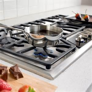Thermador 5 Burner Gas Cooktop sgsx365fs masterpiece 36 stainless steel gas cooktop 5 burner