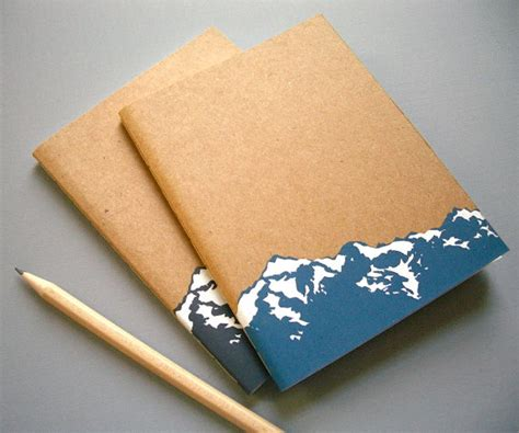 Handmade Notebook Ideas - 29 notebooks that will absolutely inspire you