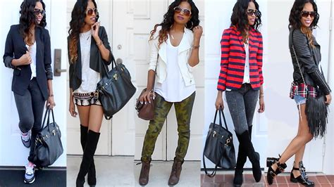 Wardrobe For College by Back To School College