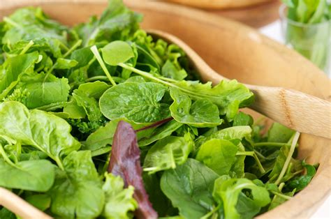 build a salad mixed greens blog