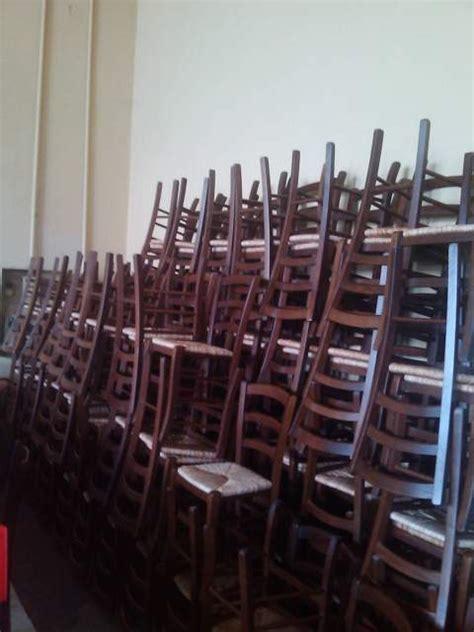 cerco sedie usate per ristorante tavoli e sedie per ristorante a fusignano kijiji