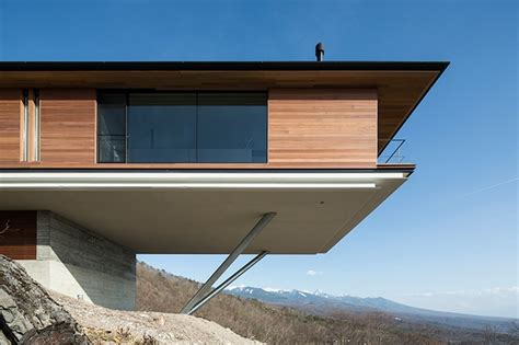 cantilever homes dramatic cantilevered house boasts magnificent mountain