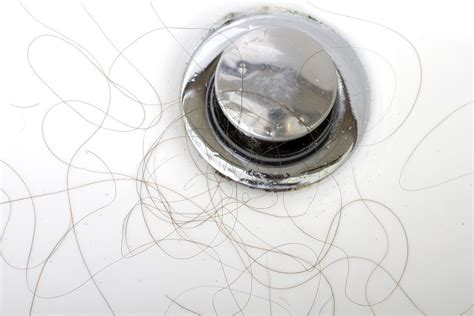 dissolve hair in bathtub drain removing hair from a shower drain plumber jupiter fl