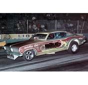 Warlord Barracuda Funny Car 1968