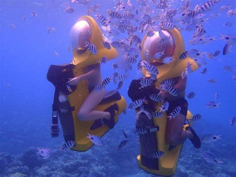 calypso catamaran grand baie underwater scooter photo de mauritius attractions day