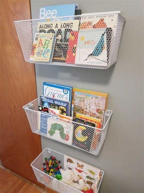 display books cozy creative ways to display books in the nursery