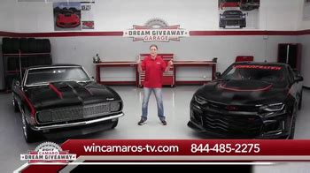 Camaro Dream Giveaway - 2016 supercar dream giveaway tv commercial world s sexiest supercar ispot tv
