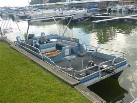 renovated voyager pontoon boat boat reclamation servicescom