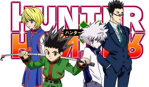 hunter x hunter season 6 2015 hunter x hunter spoiler free anime takeover