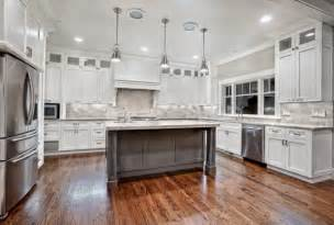 White Cabinets Kitchen Design Custom White Kitchen Cabinets Home Design