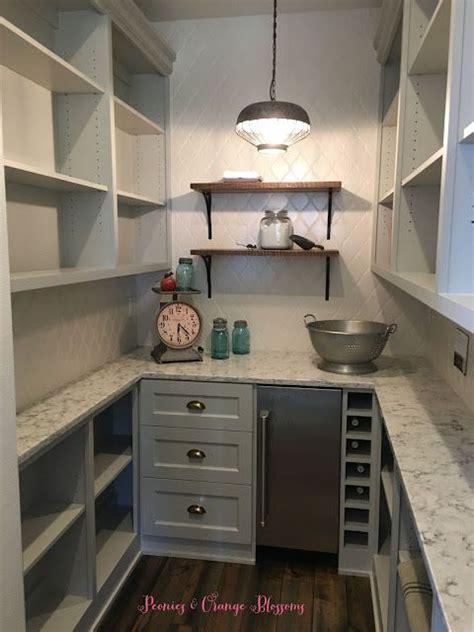 touring  french farmhouse kitchen pantry design pantry