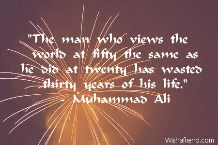 Manly Birthday Quotes Quot The Man Who Views The World Happy Birthday Quote