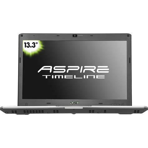 Laptop Acer Aspire As3810t 354g50n acer aspire timeline as3810t 8737 notebook computer lx pcr020 85
