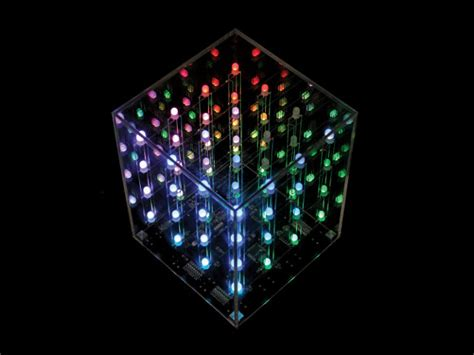 the hypnotic light cube getdatgadget