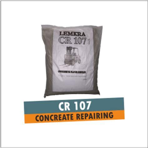 Seng Multiroof Makassar supplier bahan bangunan lemkra cr 107 concreate repair
