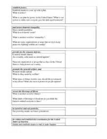 pictures preamble worksheets getadating