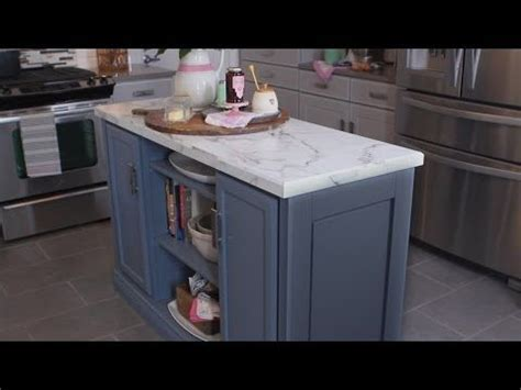 Kitchen Island From Stock Cabinets Diy Kitchen Island From Stock Cabinets Woodworking Projects Plans