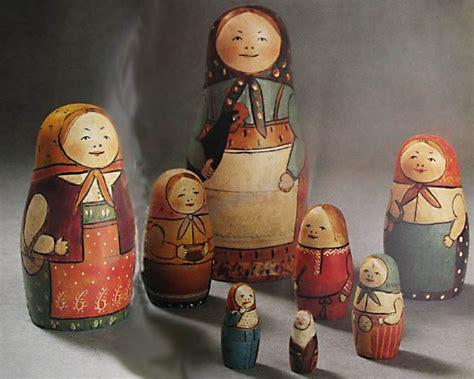 history of dolls matryoshka nesting dolls history russian matryoshka