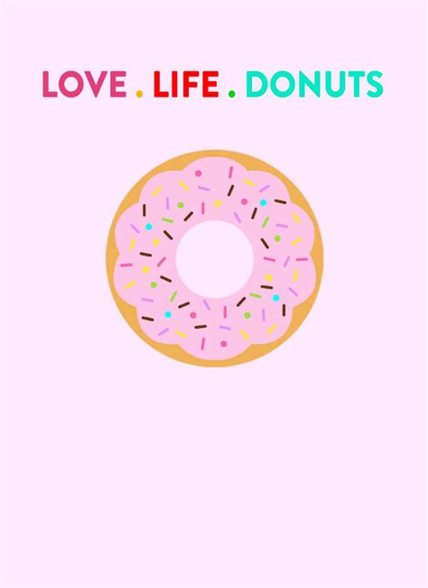 printable donut images mondays call for a donut poster printable dandcmondays