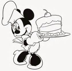 minnie coloring pages minnie mouse birthday coloring pages