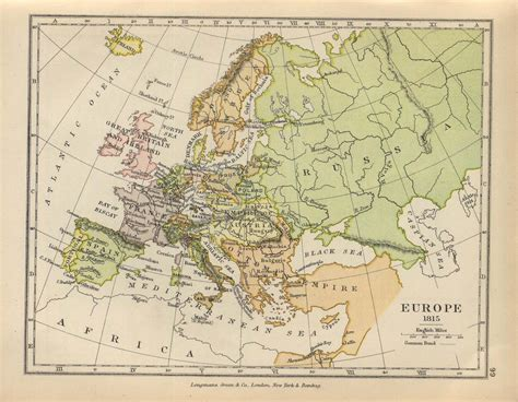 atlas europe map whkmla historical atlas europe 1815 2002
