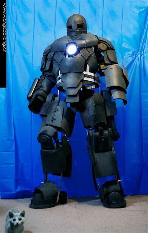 real iron man suit china bit rebels