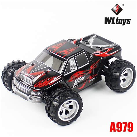 Truck A979 truck wl toys a979 1 18 rtr