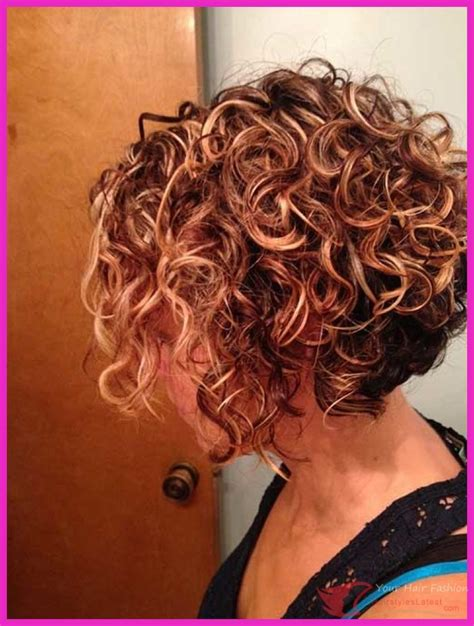 permed hair and hair color thin hair trend hairstylel 19 new curly perms for hair thin hair