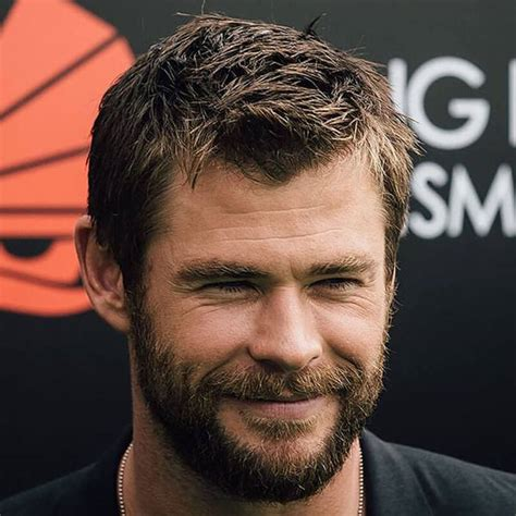chris hemsworth best 21 of the best s haircuts of 2017 regal