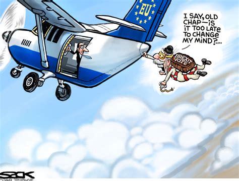 puigdemont brexit cartoons the brexit divorce politico