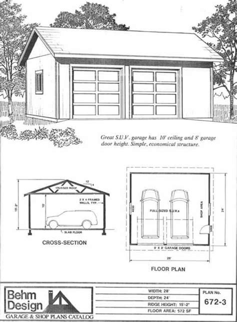 10 Car Garage Plans by 317 Best Garage Plans By Behm Design Pdf Plans Images On