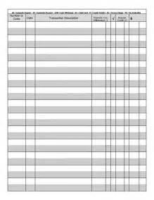 Pinterest check register blank check and checkbook register