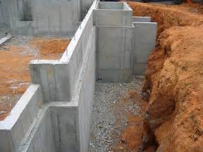 Foundation For Homes by Concrete Foundations