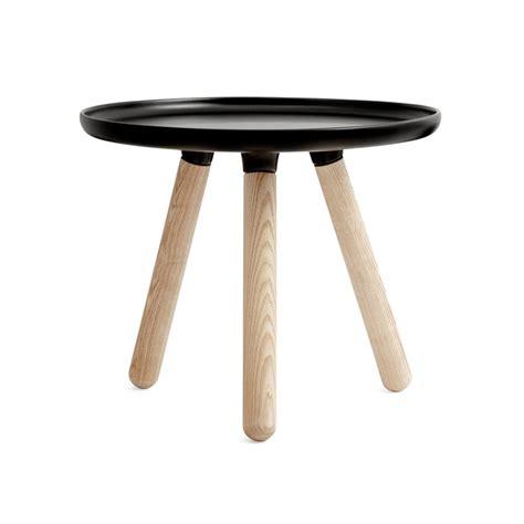 Small Black Table by Normann Copenhagen Tablo Table Black Small