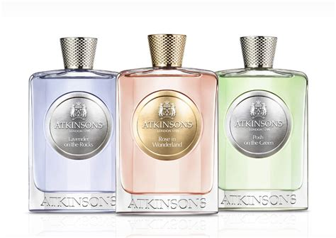 Parfum Posh Pink posh on the green atkinsons perfume a fragrance for and 2014
