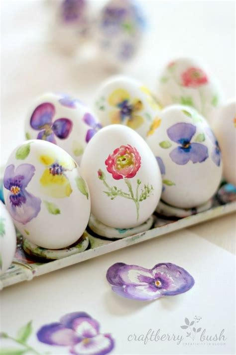 decorating eggs cool easter egg decorating ideas styletic