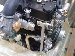 Isuzu 4 Cylinder Turbo Diesel Japan 4 Cylinder 2500 4ja1 T Genuine Parts Isuzu Diesel