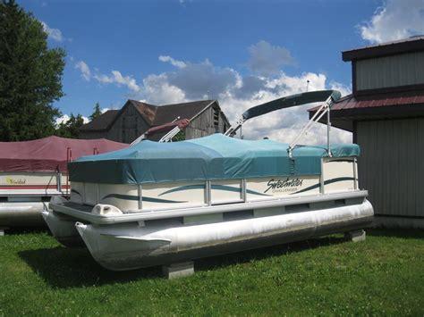 2005 sweetwater pontoon 2005 sweetwater challenger 18 pontoon boat w 50hp mercury