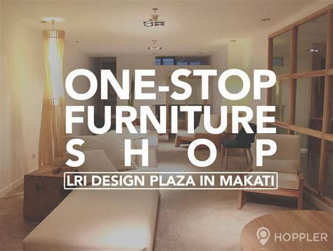 One Stop Upholstery by One Stop Furniture Shop Lri Design Plaza In Makati