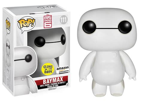 Figure Funko Pop exclusive baymax popvinyls