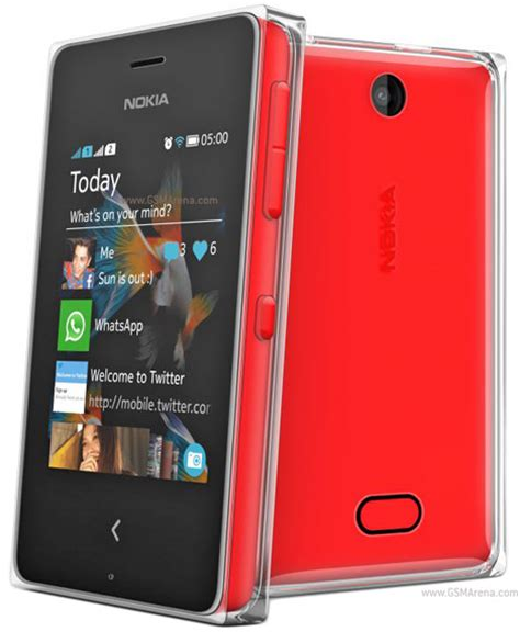 Hp Nokia 500 Ribuan nokia asha 500 dual sim pictures official photos