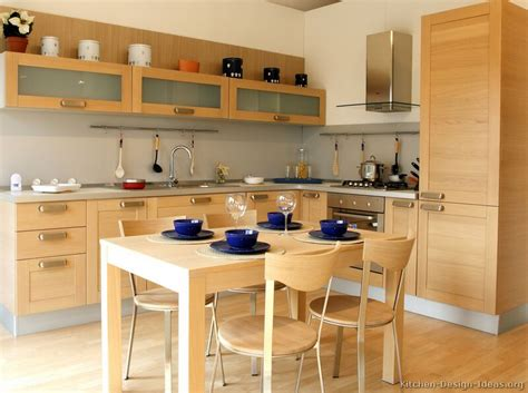 kitchen cabinets light wood light wood kitchen table and chairs kitchen design photos