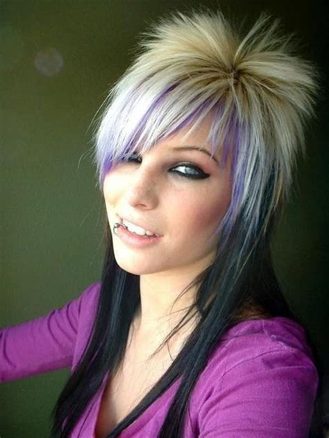emo rocker hairstyles 68 sexy expressive emo hairstyles for every occasion