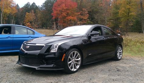 Cadillac Ats For Sale In New 2016 Cadillac Ats V For Sale Cargurus